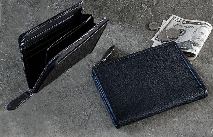 土屋鞄製作所,アルマス スマートLファスナー,小銭入れ,コインケース