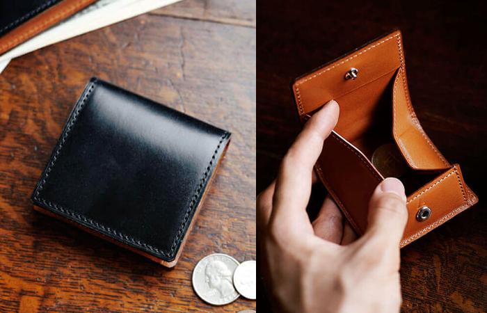 土屋鞄製作所,ブライドル BOXコインケース,小銭入れ,コインケース