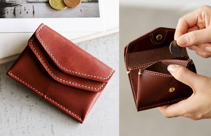 土屋鞄製作所,ディアリオ ツインコインケース,小銭入れ,コインケース